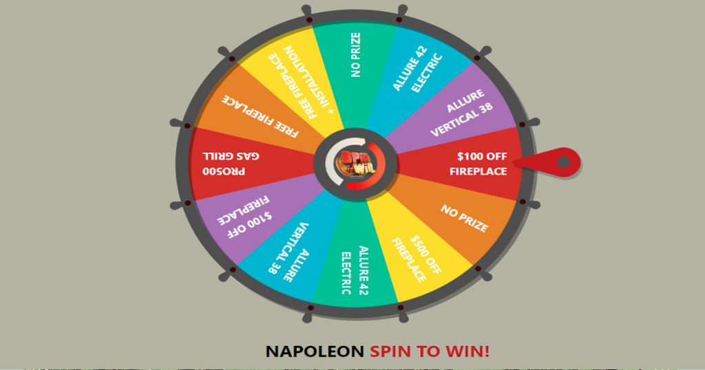 Wolf Steel Spin to Win Instant Game Sweepstakes