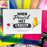 When Pencil Met Eraser Back to School Sweepstakes