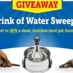 Cool Drink of Water Sweepstakes