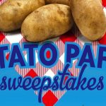 Potato Party Sweepstakes