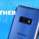 Samsung Galaxy S10e + OtterBox Giveaway
