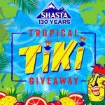 2019 Shasta Tropical Tiki Giveaway