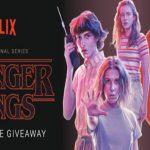 EW's Stranger Things Walkie T-ALKIE Giveaway