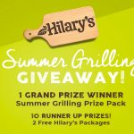 Hilary's Summer Grilling Giveaway