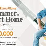HGTV Summer Smart Home Sweepstakes