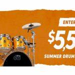 Summer Drum Giveaway