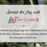 Tree Classics Christmas in July Sweepstakes