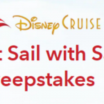 Set Sail with Santa Sweepstakes