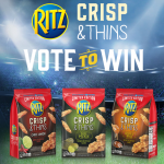 Ritz Crisp and Thins Sweepstakes and Instant Win Game