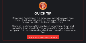 Quick tips for when you're ready to learn how to start working from home