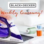 Black + Decker Weekly Giveaway