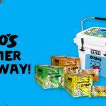Bobo's Summer Giveaway