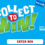 Walmart Collect and Win Game 2019