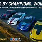 Race to Win a Corvette Sweepstakes