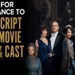 Fandango's 'Downton Abbey' Sweepstakes