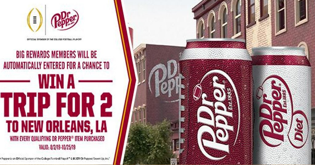 2019 Dr Pepper/Big Lots National College Football