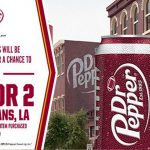 2019 Dr Pepper/Big Lots National College Football Sweepstakes