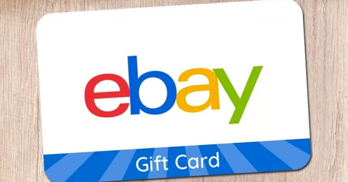 100 Ebay Gift Card Giveaway Julie S Freebies