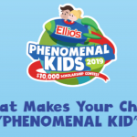 Ellio's Phenomenal Kids $10,000 Scholarship Sweepstakes (Select States)