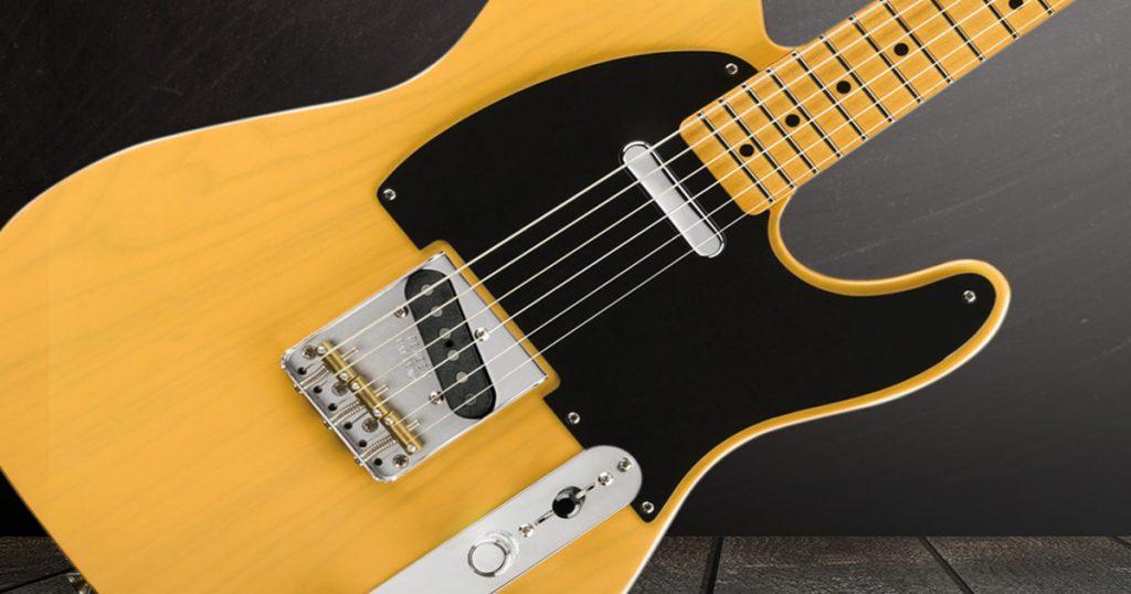 $1,000 Fender Vintera Giveaway - Julie's Freebies