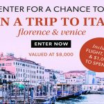 """Ross-Simons """"Win a Trip to Italy!"""" Sweepstakes"""