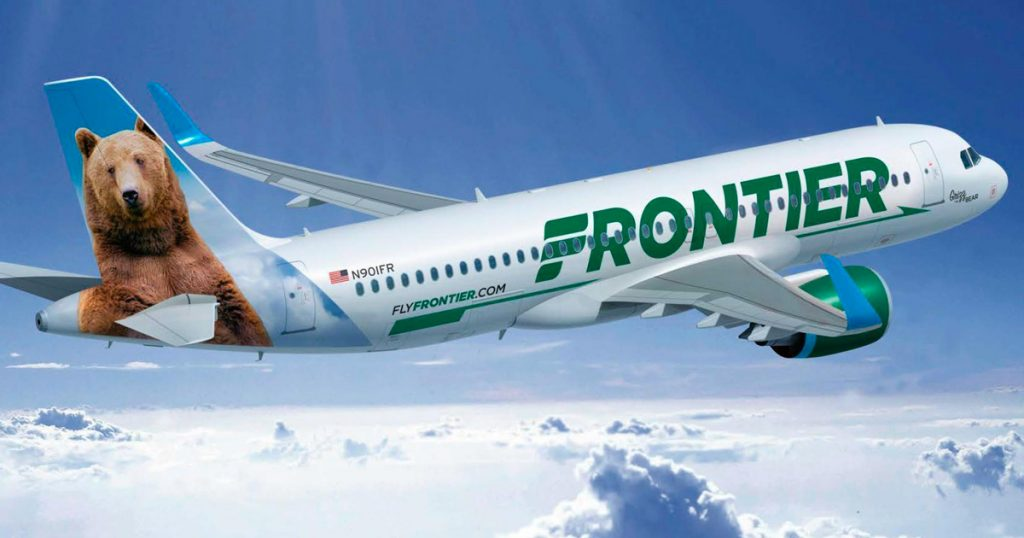 Frontier Airlines Green Giveaway - Julie's Freebies