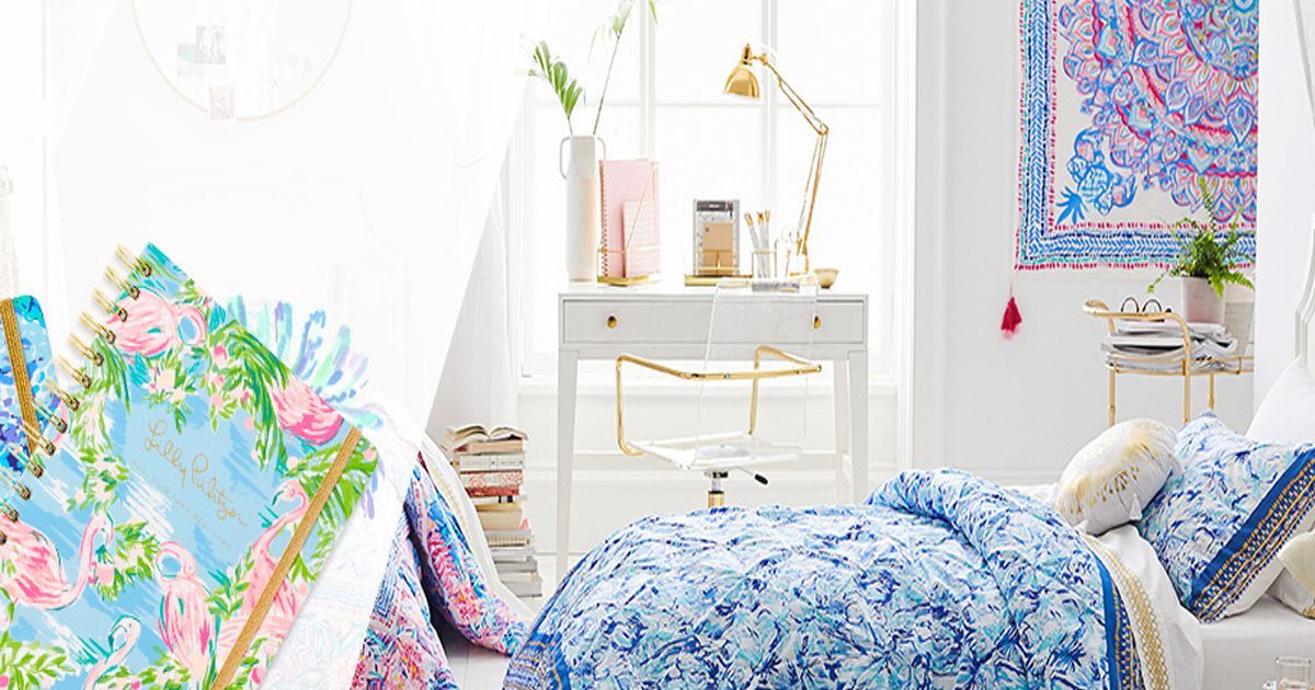 The Lilly Pulitzer And Pottery Barn Teen Sweepstakes