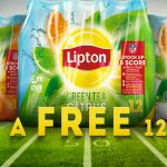 The Stock Up and Score with the Official Iced Tea of the NFL Promotion