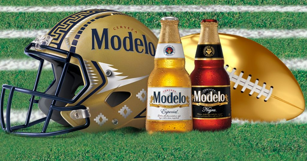 The 2019 Modelo Football Sweepstakes/Instant Win Game