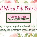 Daily Entry Sweepstakes & Giveaways - Julie's Freebies