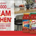 The Ragu Dream Kitchen Giveaway