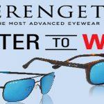 Serengeti Sunglasses Giveaway