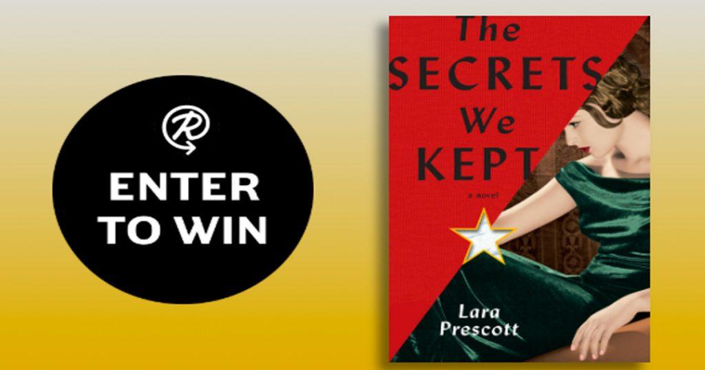 The Secrets We Kept Sweepstakes - Julie's Freebies