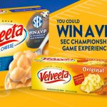 Score with Velveeta Instant Win Game