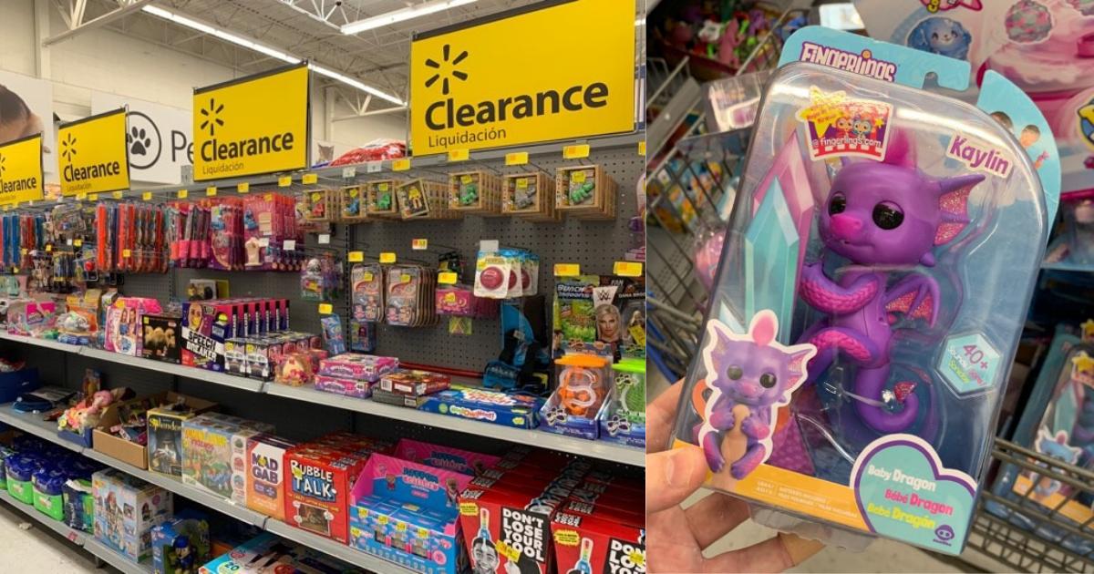 Walmart Toy Clearance 75-90% Off - Julie's Freebies