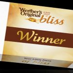 The Werther's Find Your Bliss Sweepstakes