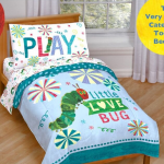The Hungry Caterpilar Bed Set Giveaway