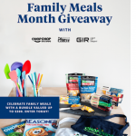 Family Meals Month Giveaway