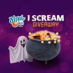 DIPPIN' DOTS I SCREAM GIVEAWAY