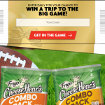 Cheese Heads Winning Combos Sweepstakes