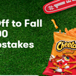 "Tasty Rewards ""Kick Off to Fall"" Sweepstakes"