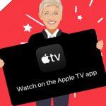 Ellen Apple TV Giveaway