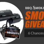 BBQGuys BBQ Smoker Giveaway