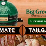 Big Green Egg Ultimate Tailgate Giveaway