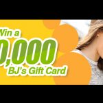 The BJ's Digital Sweepstakes