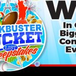 The Blockbuster Bucket List Sweepstakes