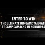 The 2019 Camacho Tailgate Domination Sweepstakes