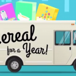 The CrunchCup Cereal for a Year Giveaway