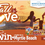 The Fall in Love with Entenmann's and Visit Myrtle Beach Giveaway