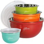 Fiesta 8-Piece Mixing Bowl Set Giveaway